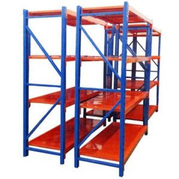 High Quality Industrial Metal Anti Corrosive Heavy Duty Selective Pallet Storage Warehouse Racking with Ce Certificate (DC-160)