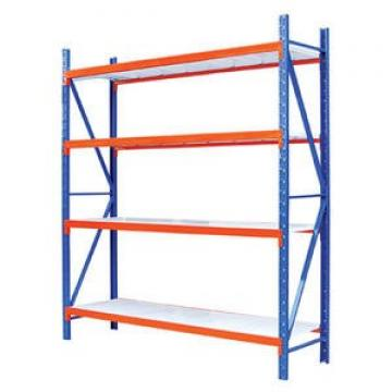 Custom Warehouse Heavy Duty Mobile Pallet Racking System