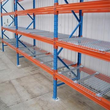 Steel Wire Mesh Decking Shelf for Warehouse Storage