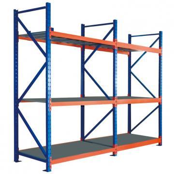 Multi-Layer Industrial Parts Storage Shelf