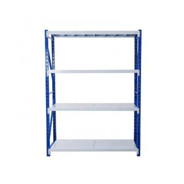 2020 Prefabricated Light Industrial Steel Structure Storage Shelf with SGS