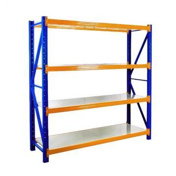 Heavy Duty Pallet Racks Make Pallet Selection Easy - Industrial Shelving Overhead Storage