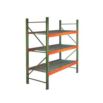 Warehouse Storage Wire Tire Display Rack Shelves