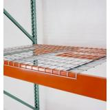 Warehouse Storage Wire Tire Display Rack Shelves